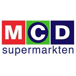 MCD Supermarkten logo