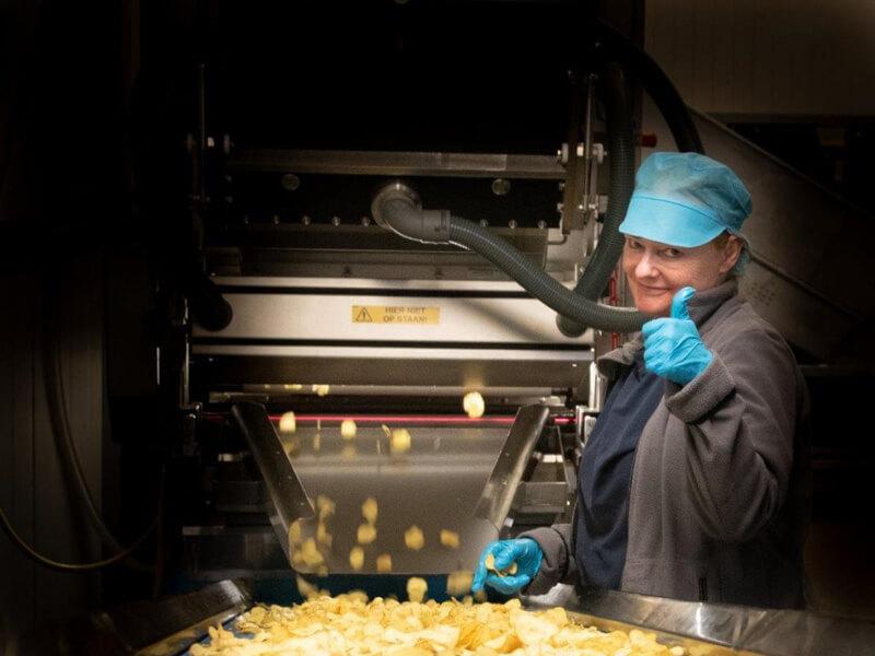 Ank van Boerderij Chips