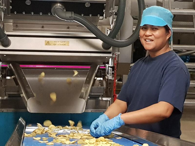 Ara van Boerderij Chips