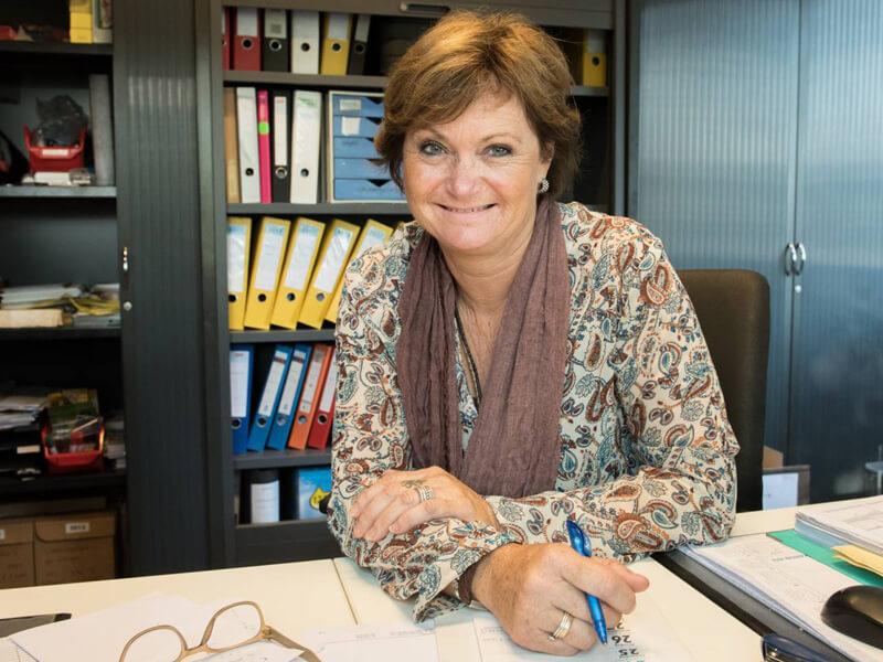 Edith van Boerderij Chips