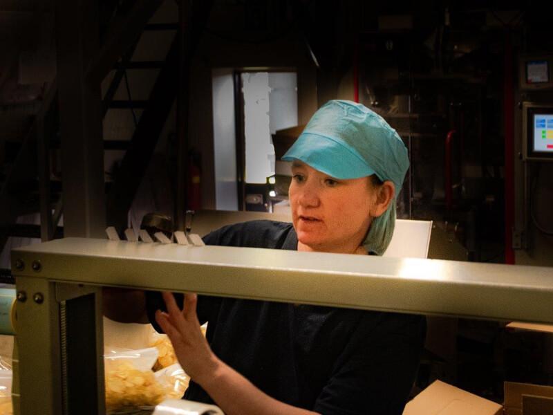 Miranda van Boerderij Chips