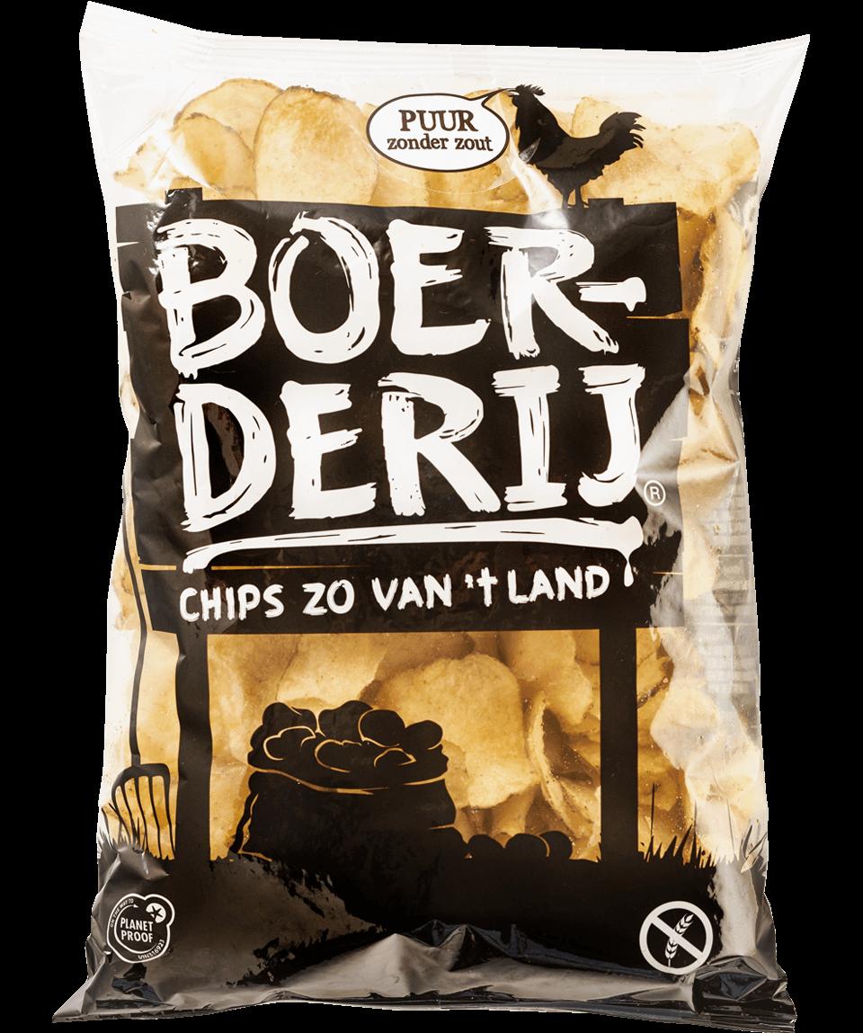 Boerderij Chips Puur