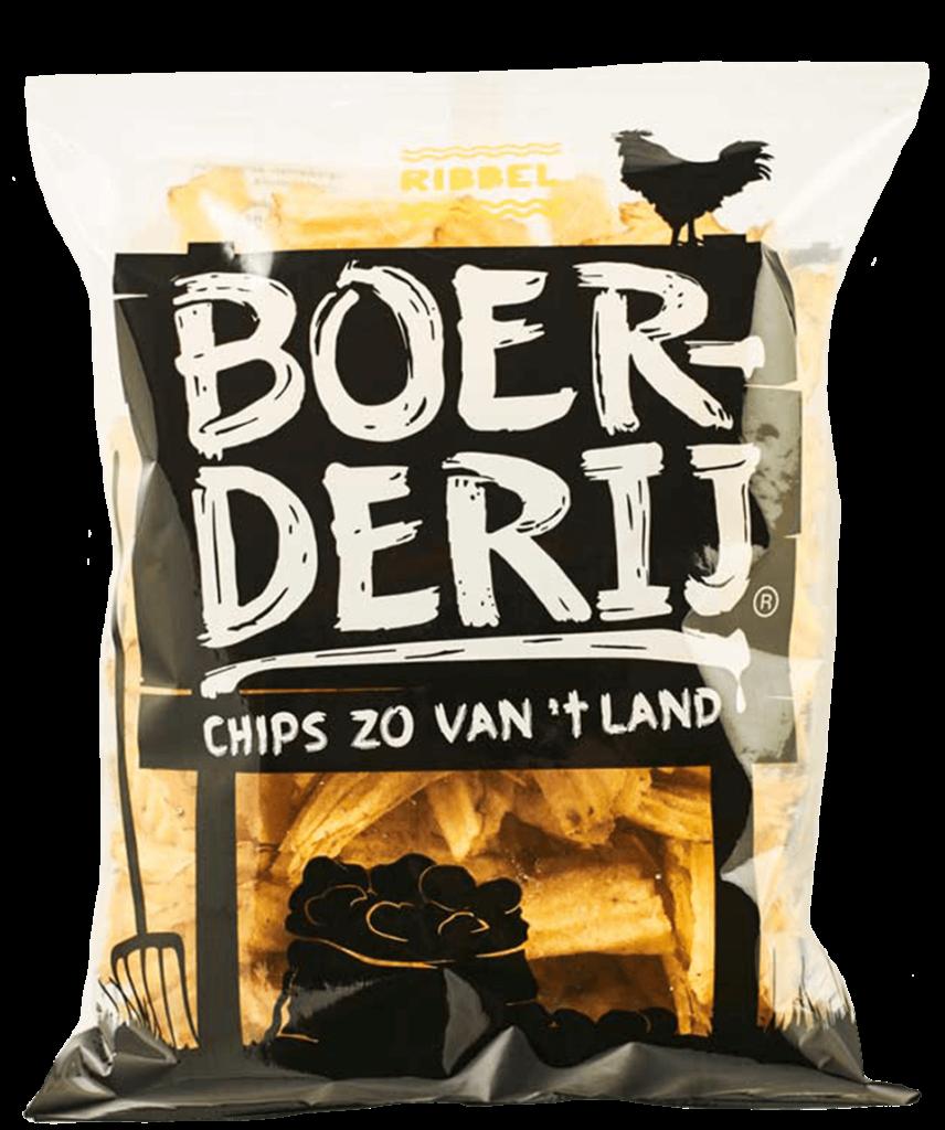 Boerderij Chips Ribbel