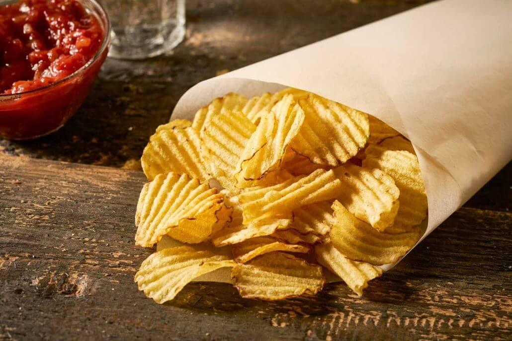 Boerderij Chips ribbel suggestie