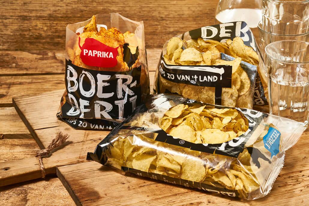 Boerderij Chips serveersuggestie