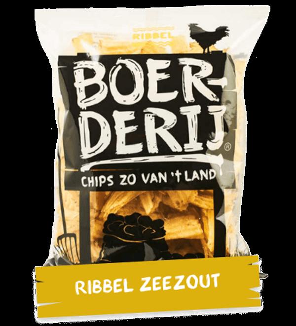 Ribbel-zeezout-chips